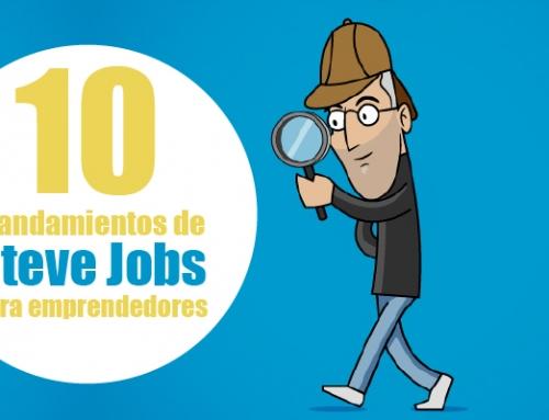 Los 10 mandamientos para emprendedores, por Steve Jobs.